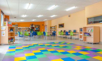colexio luis vives biblioteca