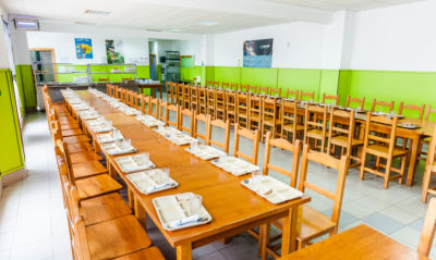 Colexio Luis Vives dining Room