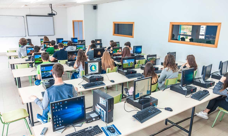 colexio luis vives informática