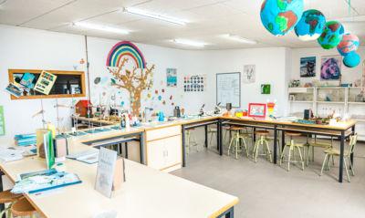 colexio luis vives laboratorio