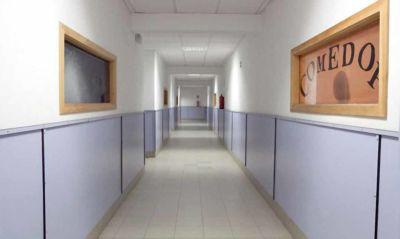 colexio luis vives pasillo
