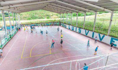 Colexio Luis Vives Sports Centre