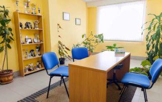 Colexio Luis Vives tutoring Room